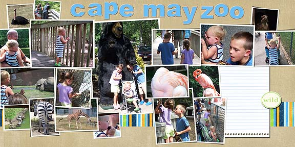 Cape may zoo web