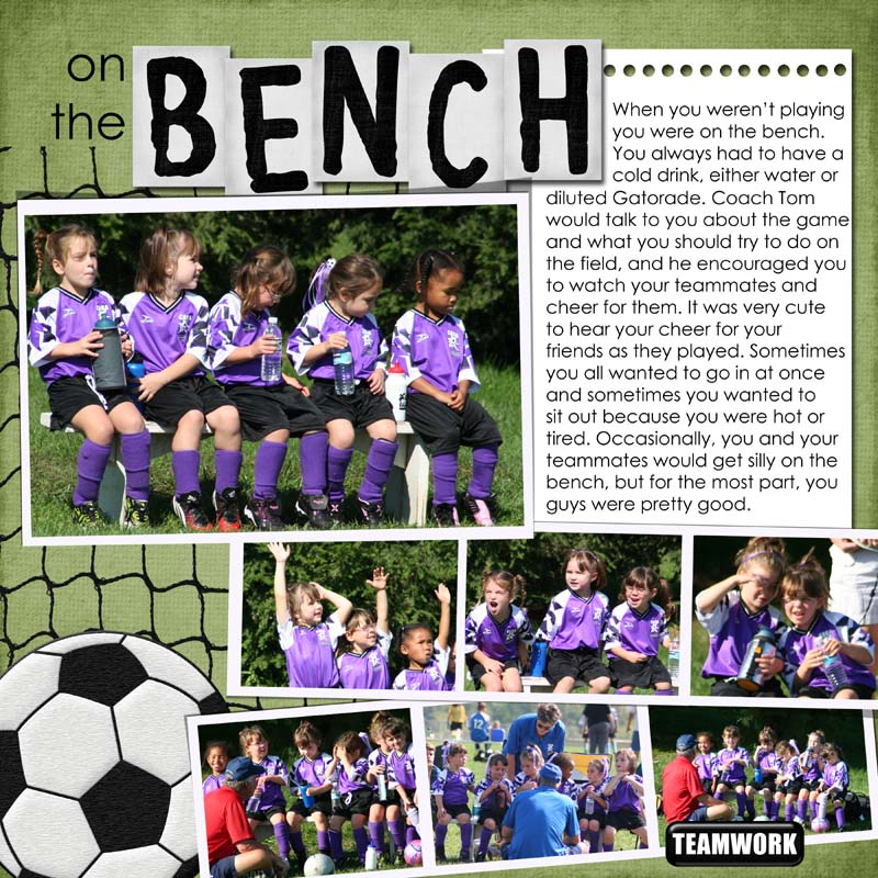 Onthebench