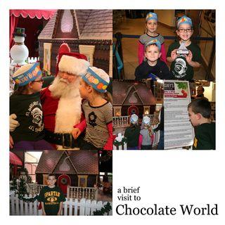 Chocolate world b